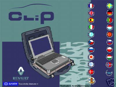 renault clip can sonde alliance access